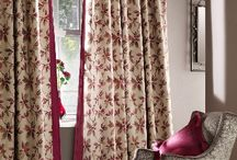 Pinch pleat curtains / Pinch pleat curtains are a stylish way to create a classic look