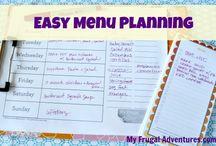 Menu Planning
