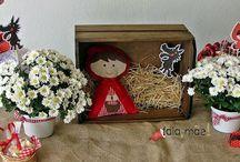 Festas caseiras - Ideias de decoração DIY / Ideais de decoração e temas para festas caseiras