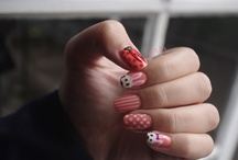 Some of my nail art designs