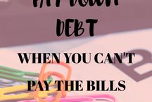 Getting Out of Debt/ Financial Literacy