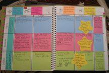 Planning  / by Amanda Hill