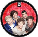 One Direction Party Supplies / One Direction party supplies, Lifesize Cutouts and Cardboard Face Masks, We also have a range of 1D plates, cups, One Direction napkins, party bags, balloons and personalised invites. Get those girls screaming with a One Direction Party ideal for children's & Teens parties