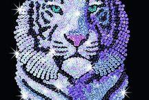 Big cat textiles