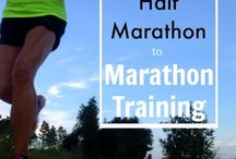 Half Marathon Training / Training for a half marathon, first time half marathon, training for a half marathon PB