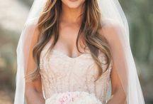 Hochzeit Frisur & Make-Up