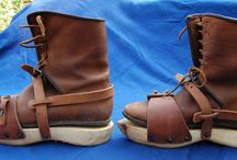 Footwear of the ages / by Demona
