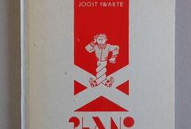 Joost Swarte Books / Books from Joost Swarte or with various artists with contributions from Joost Swarte