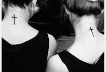 Biff tattoos