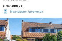 Jaren 20 huis Hilversum-Zuid