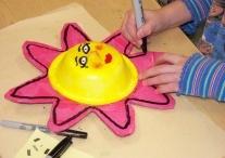 2nd grade art project ideas / by Heather Persch