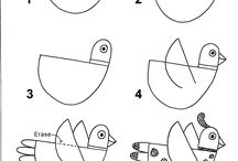 How to draw -
