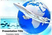 Aviation PowerPoint Templates