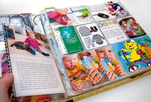 Scrapbooking my Family / by Gwen Vela