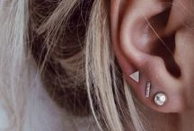 Piercings/earrings