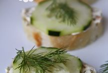 Amuse-Bouche | Healthy / A collection of appetizer recipes with healthy and nutritious ingredients.
