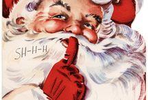 Just Santas / by Jody lynn~ Scraptherapy