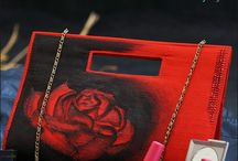 The Floral Finesse Clutches / New range of clutches by Rangrage, visit our website and grab your favorite style now !