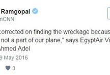 Τα συντρίμμια δεν ανήκουν τελικά στο μοιραίο αεροσκάφος σύμφωνα με τον αντιπρόεδρο της EgyptAir...