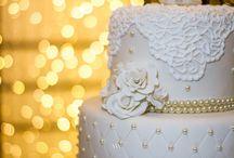 Bolo de Casamento / Inspirações de bolo para o seu casamento! Inspire-se em bolos reais que já fotografamos!