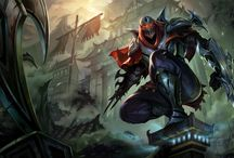 League of Legends: Zed, the master of shadows