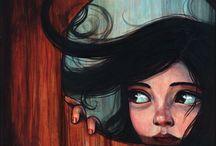 Kelly Vivanco / Illustratrice americana California