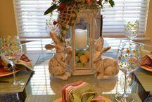 Tablescapes / by Cindy Wilhite