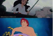 Disney ao contrário