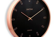 Smiths Clocks / Founded in 1851, Smiths were once the largest manufacturer of clocks in Europe. Production continued until 1979. After an absence of over 30 years, a new range of Smiths clocks are now available, inspired by original Smiths clocks and incorporating the Smiths signature style. Discover these statement clocks today: