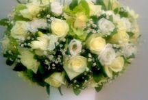 wedding candles by flowers papadakis / weddings-events-creations nice ideas to decorate your unique event ! fb flowers papadakis tel 00302109426971 zisimopoulou str,86-91 P.Faliro info@flowers4u.gr