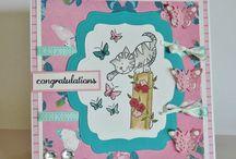 LItle Claire cards