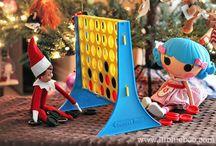 Christmas Magic- Elf on a Shelf / by Jessica B