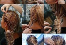 Hair... / by Meaghan Caliguire