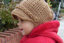 Crochet - babies, children