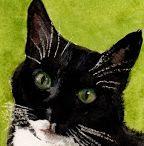 Animals in Art; Paintings, Drawings & Printmaking / Assorted media celebrating animals