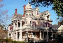 VICTORIAN HOMES THE INS & OUTS / FOLLOW THE BOARD AND FREELY PIN WITHOUT LIMITS.  / by Kathy Plunk