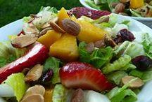 Salads / by Kaitlyn Respler