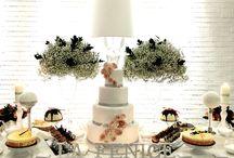 White Wedding Luxury / La Fenice Pasticceria
