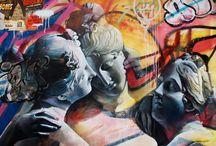 Grafite de rua
