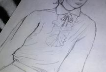 I miei disegni da piccola!