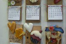 porta calendario