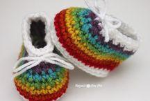 Crochetig tutorials