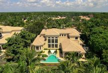 SOLD: 11714 Tulipa Court / A prominent custom estate with flawless design located on one of the most desirable cul-de-sac streets in the Grand Estate section of Old Palm Golf Club.