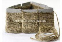 koše, košíky / pletenie z papiera, pedigu, prútia