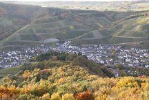 Die Ahr im Herbst / Herbstliche Impressionen von der Ahr