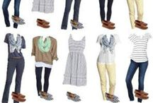 clothes... mix and match