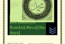 CORAN IN LIMBA ROMANA