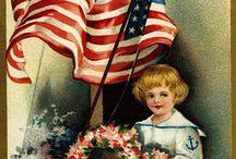 Holiday Patriotic Stuff / All things patriotic.
