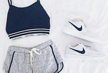 :: Gym outfits ::