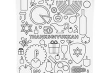 Hanukkah / by Gretchen | Three Little Monkeys Studio